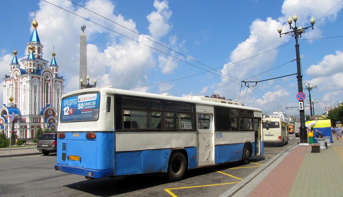 Хабаровск. Daewoo BS106 аа675