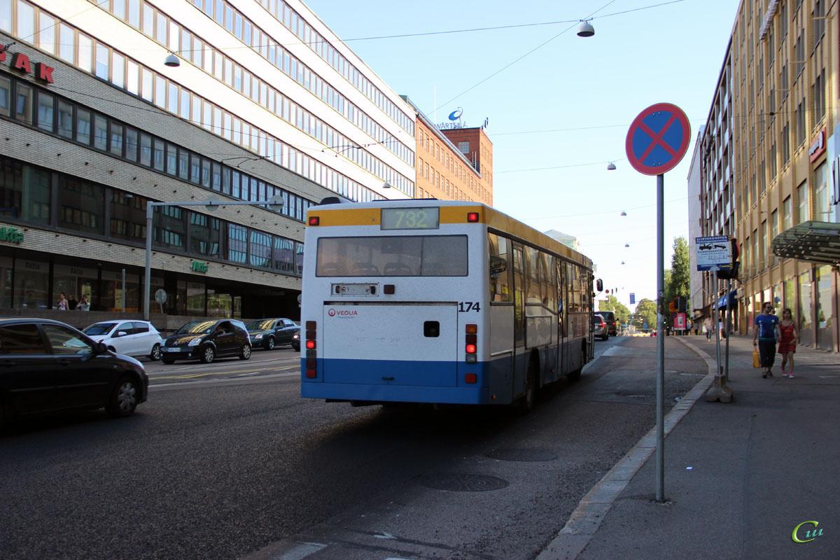 Хельсинки. Carrus K204 City RYM-374