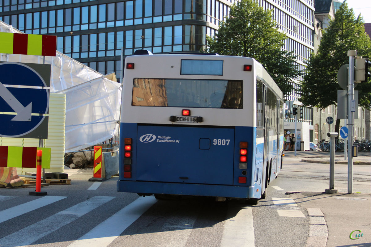 Хельсинки. Carrus K204 City CCM-115