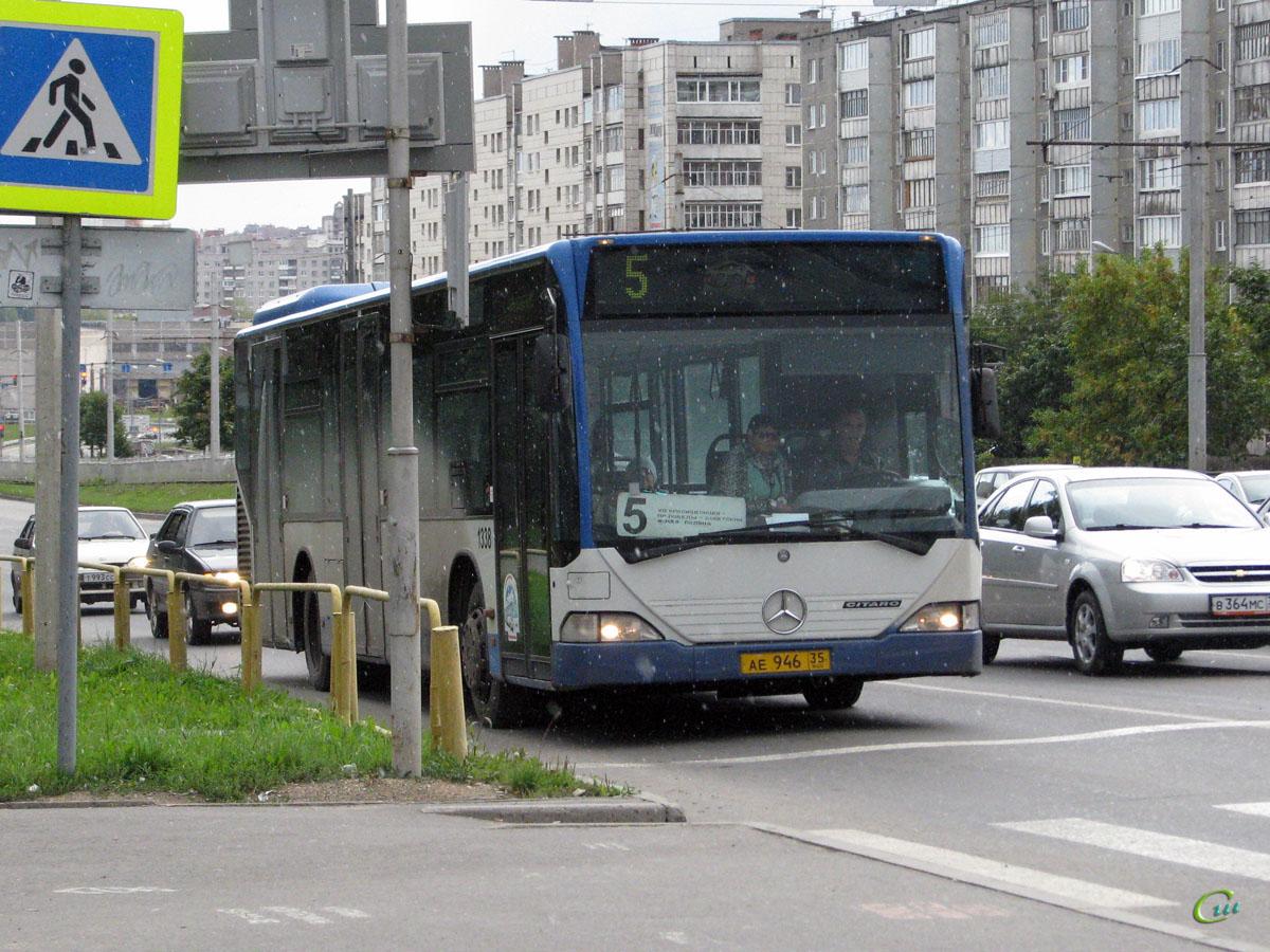 Череповец. Mercedes-Benz O530 Citaro ае946