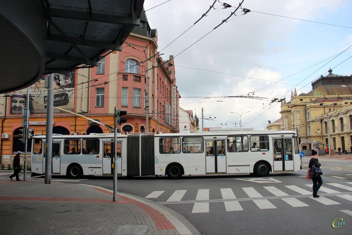 Ческе-Будеёвице. Škoda 15TrM №31