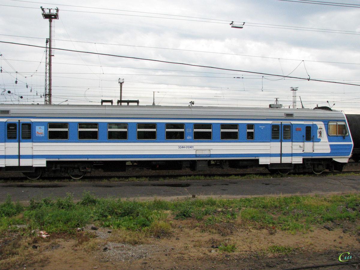 Ярославль. ЭД4М-0124