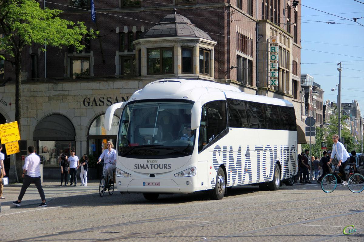 Амстердам. Irizar i6 1-RJY-439