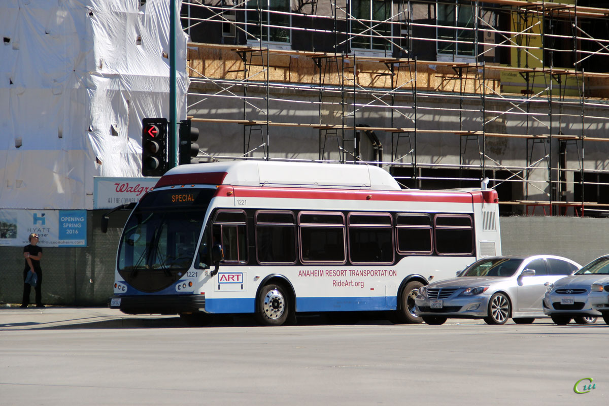 Анахайм. ElDorado National E-Z Rider II BRT 1397041