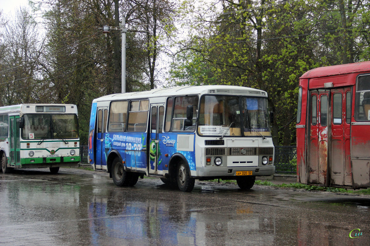 Арзамас. ПАЗ-32054 ар320