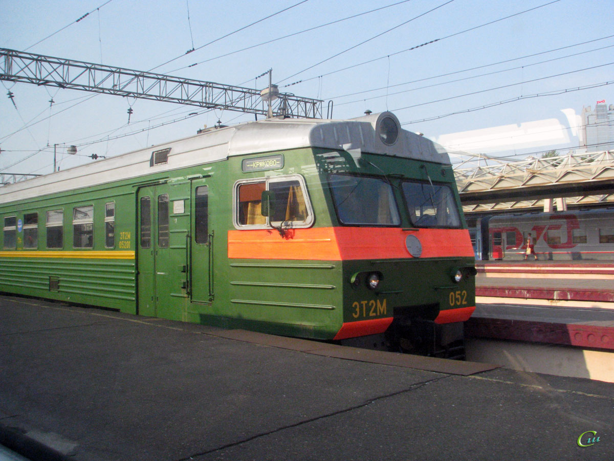 Москва. ЭТ2М-052