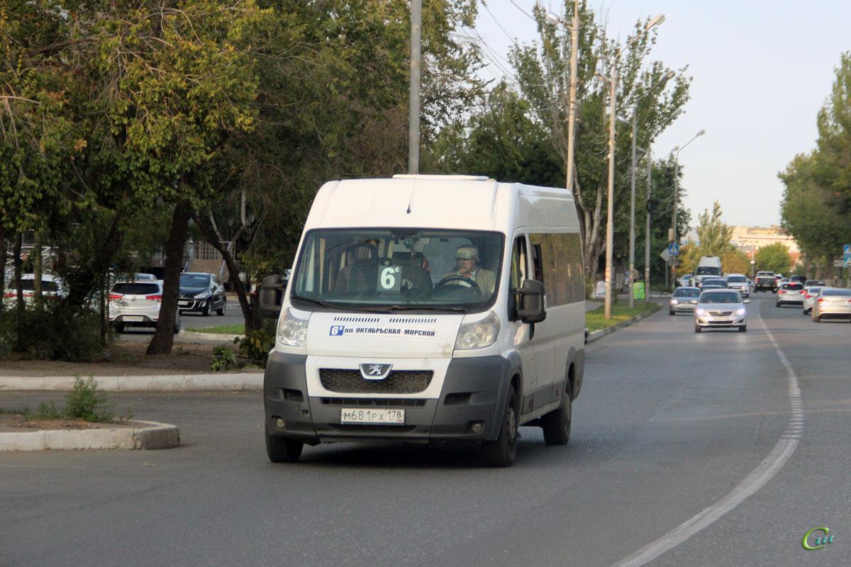Астрахань. IRITO Boxer м681рх