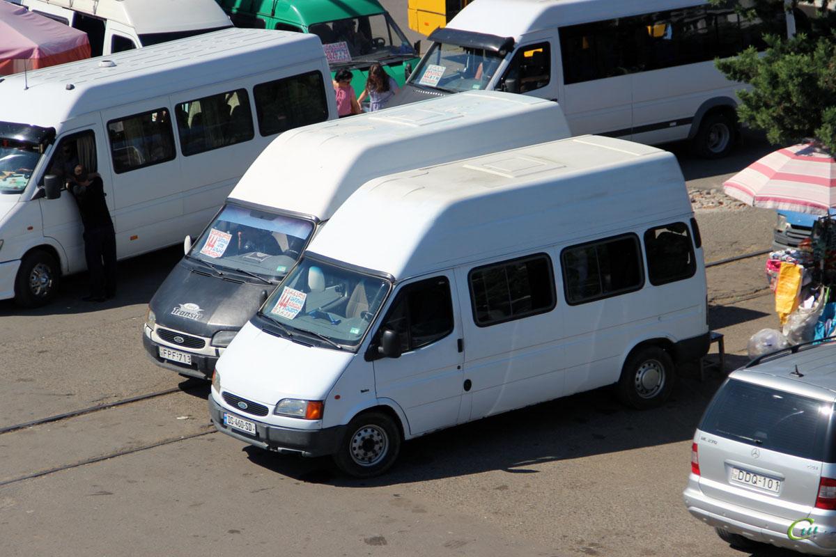Батуми. Ford Transit FPF-713, Ford Transit DS-460-SD