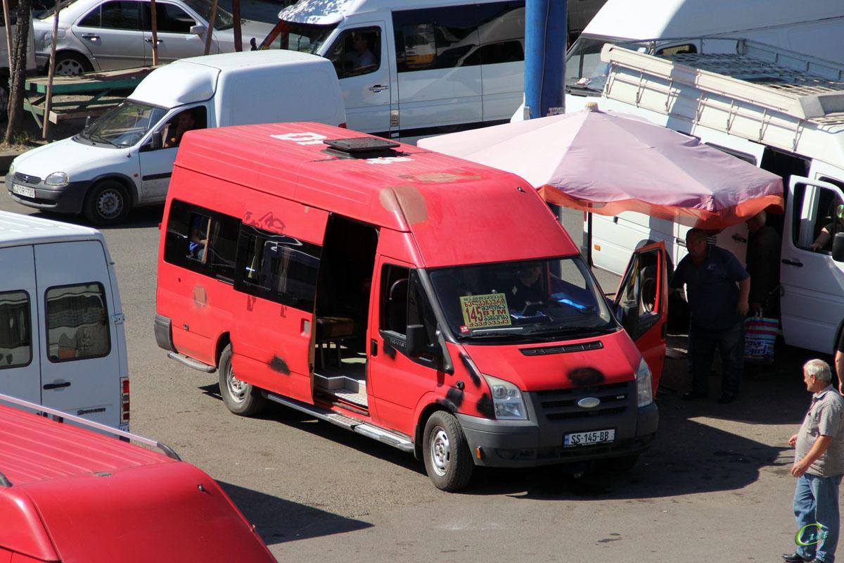 Батуми. Ford Transit SS-145-BB