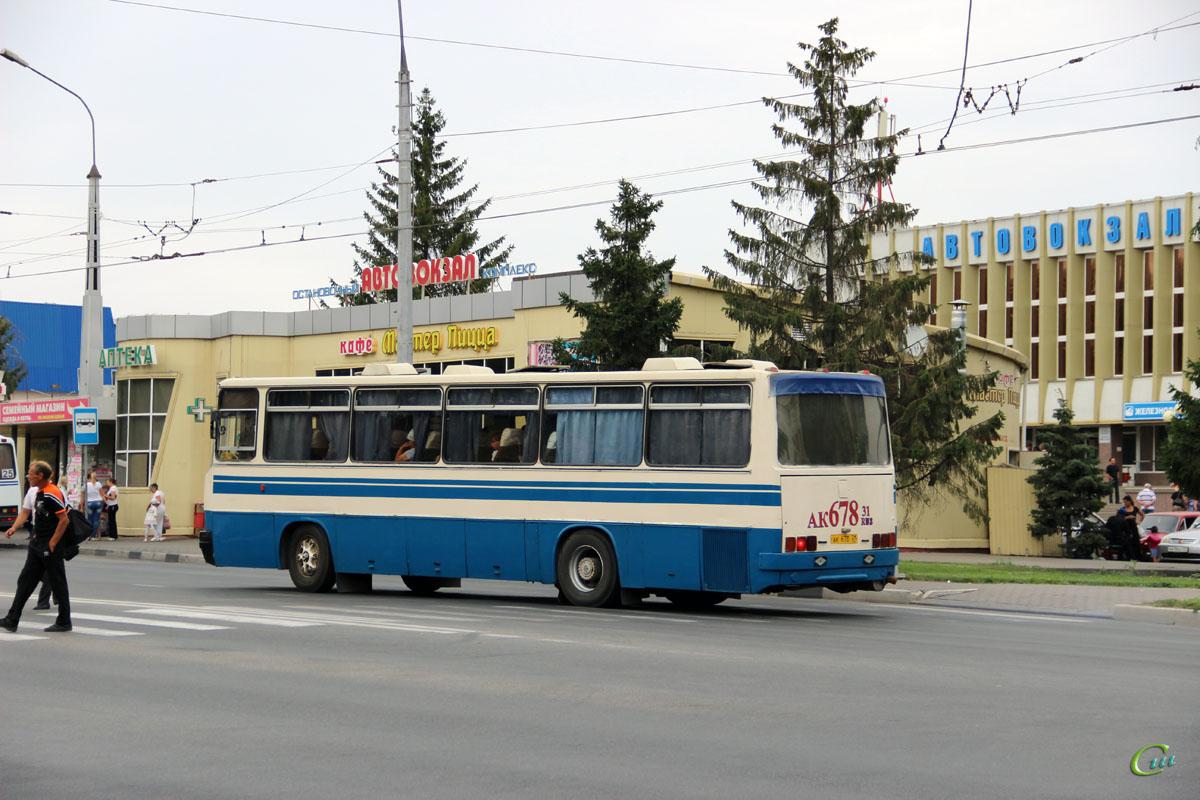 Белгород. Ikarus 256.75 ак678