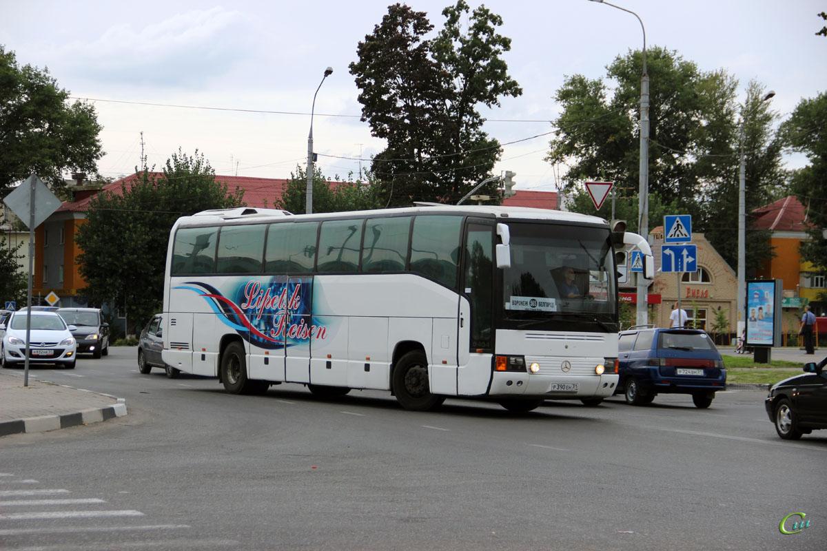 Белгород. Mercedes-Benz O404 р390ен