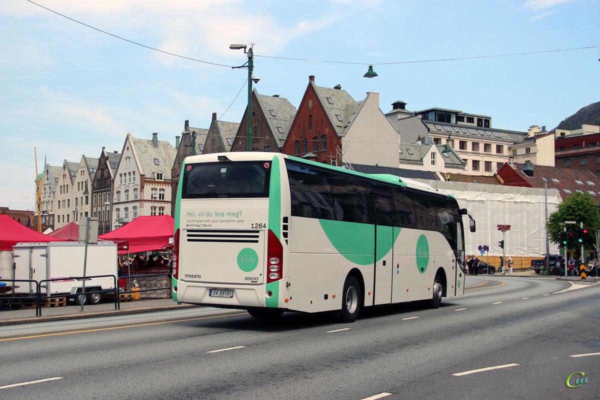 Берген. Volvo 9500 SV 89101
