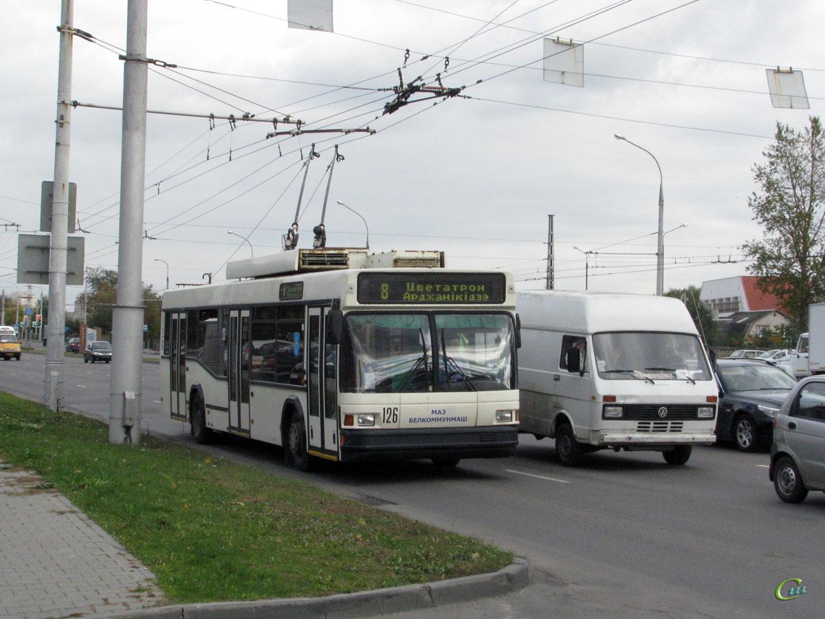 Брест. АКСМ-221 №126