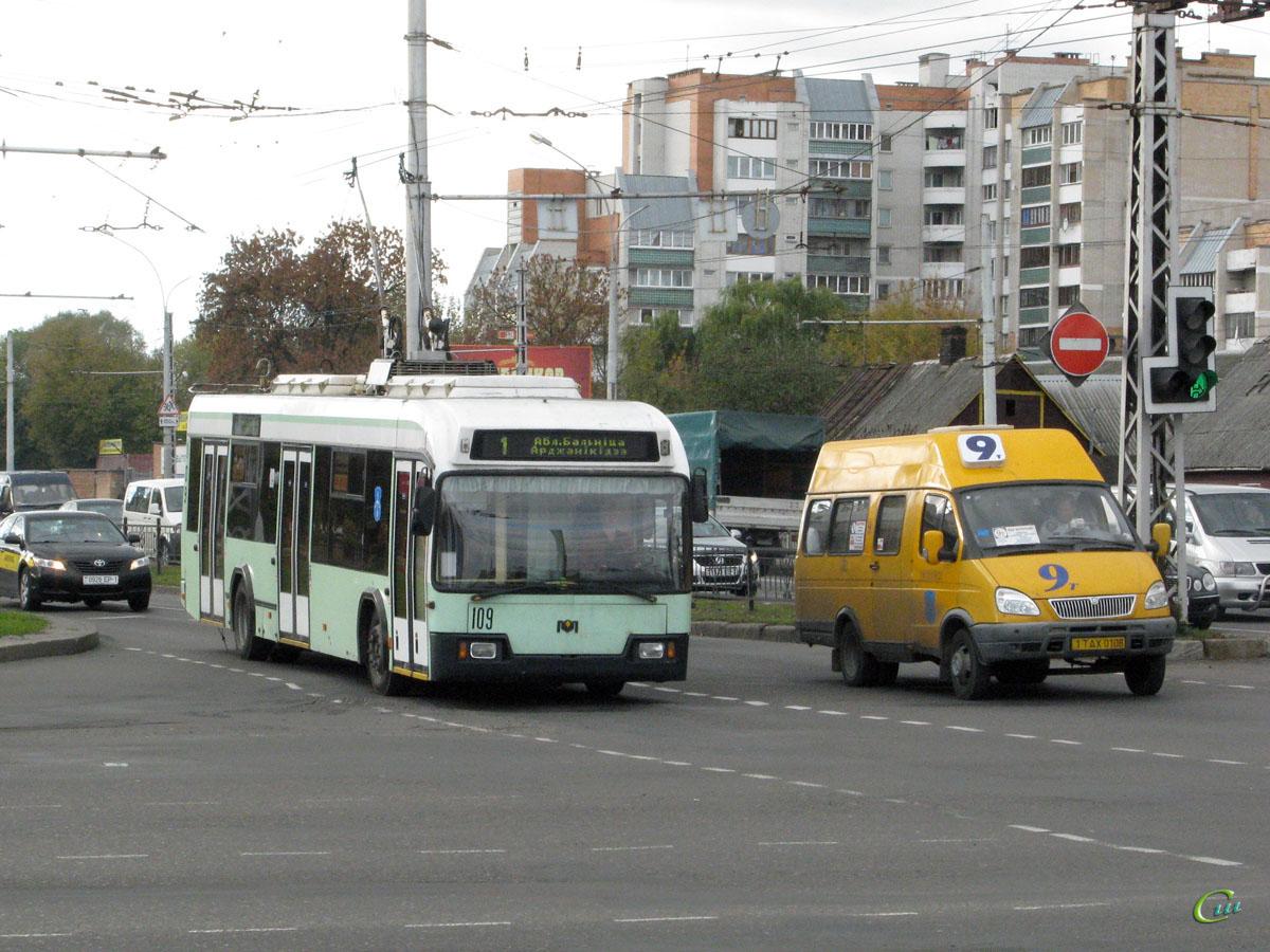 Брест. АКСМ-32102 №109, Семар-3234 1TAX0108