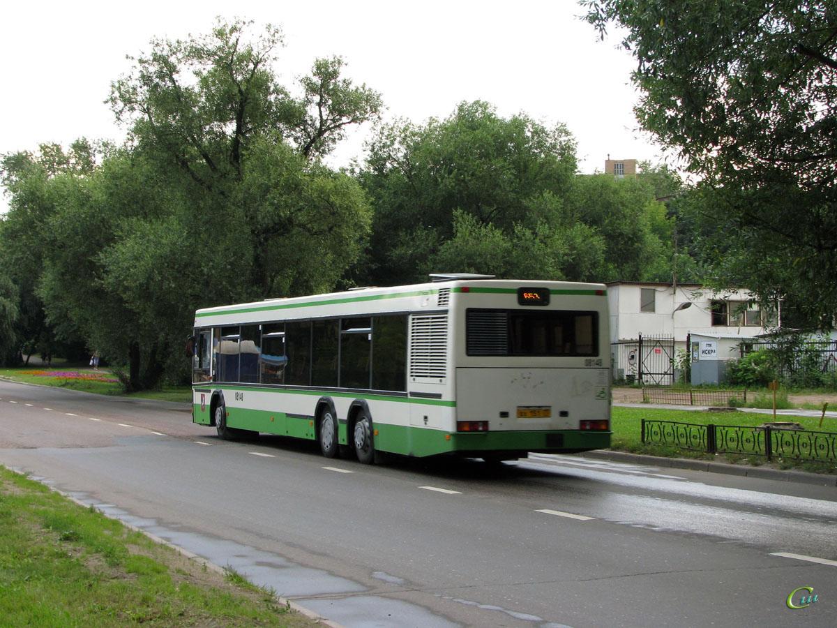 Москва. МАЗ-107.066 вх151