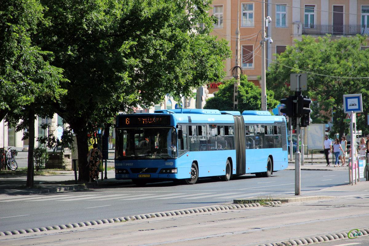 Будапешт. Volvo 7700A FKU-935