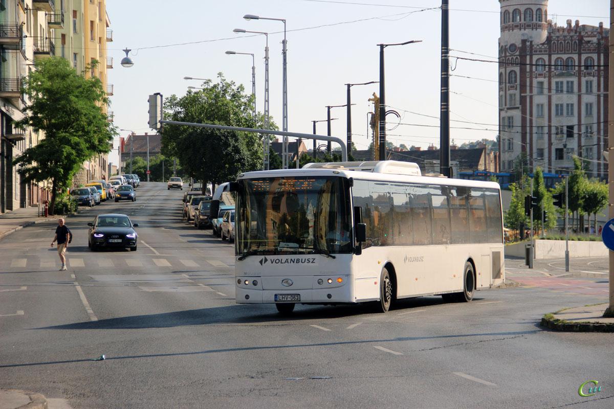 Будапешт. King Long XMQ6121G LHV-062