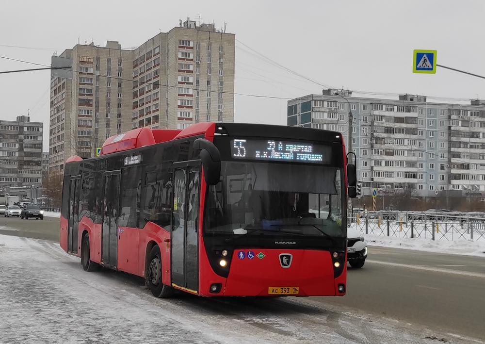 Казань. НефАЗ-5299-40-57 ас393