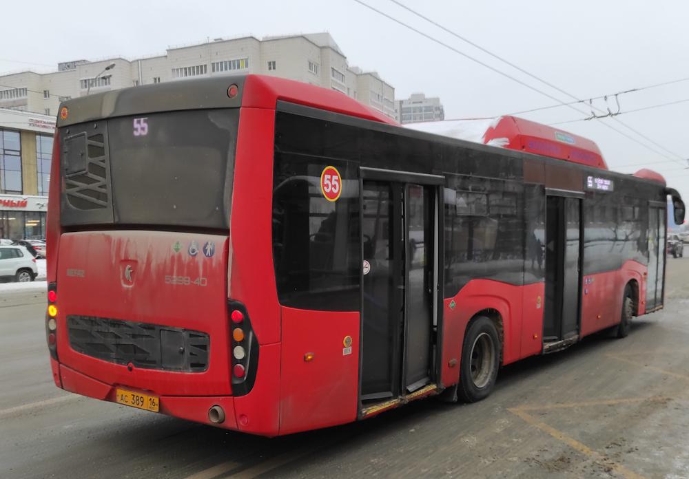 Казань. НефАЗ-5299-40-57 ас389
