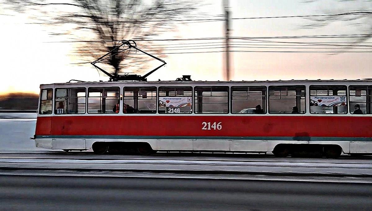 Магнитогорск. 71-605 (КТМ-5) №2146