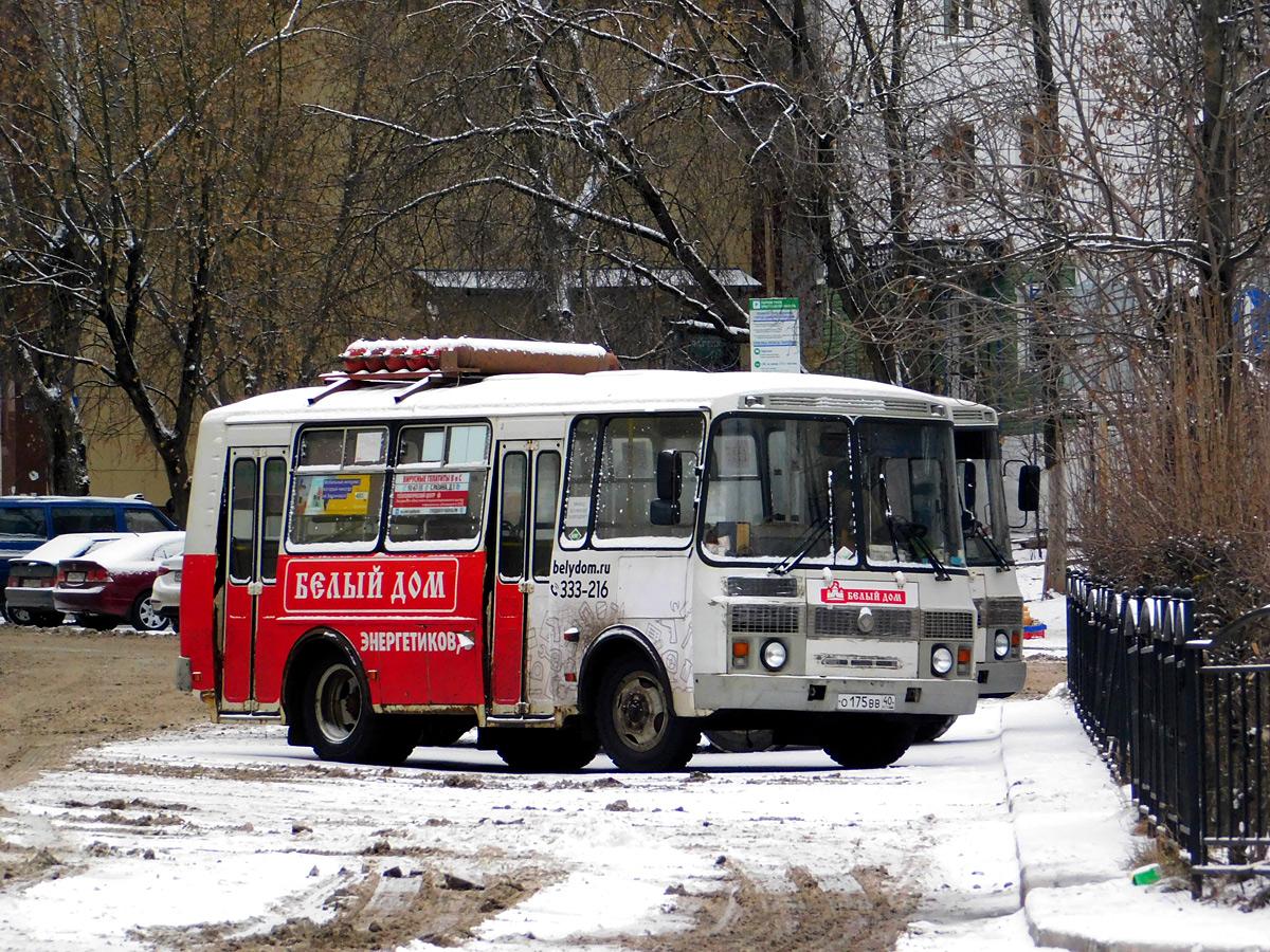 Калуга. ПАЗ-32054 о175вв