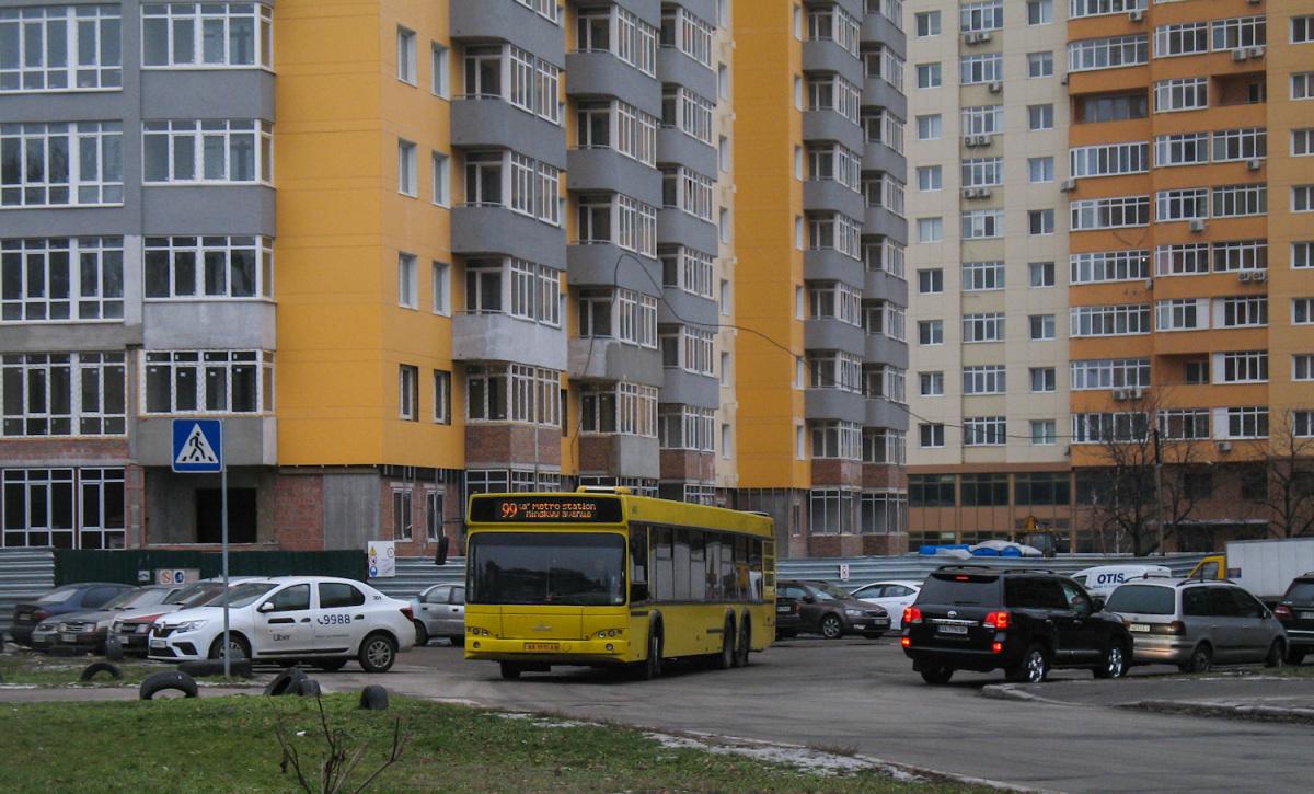 Киев. МАЗ-107.467 AA1915AA