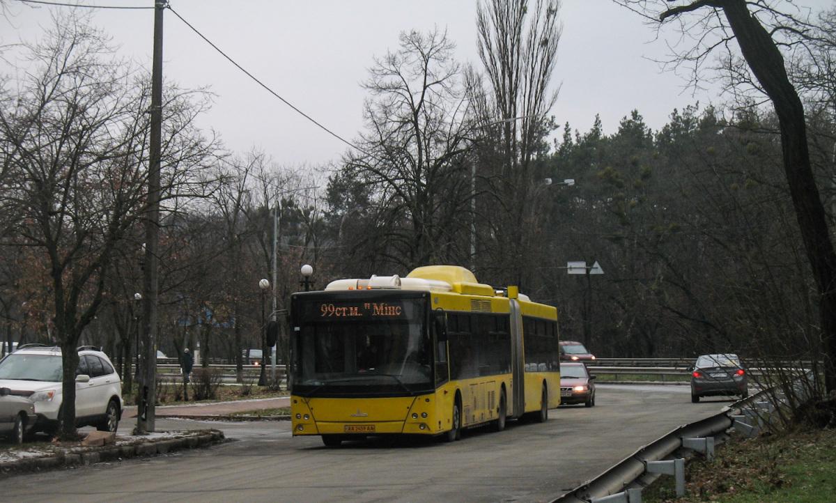 Киев. МАЗ-215.069 AA2459AA