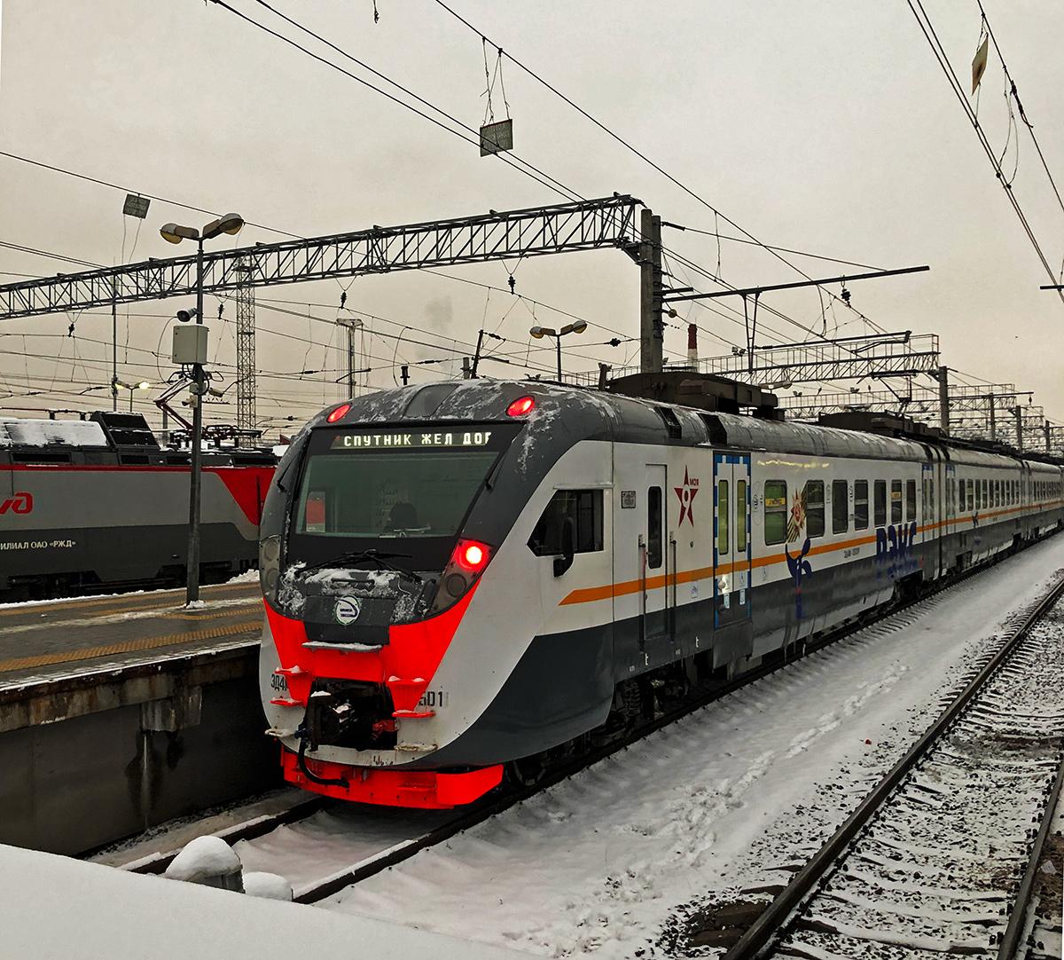 Москва. ЭД4М-0501
