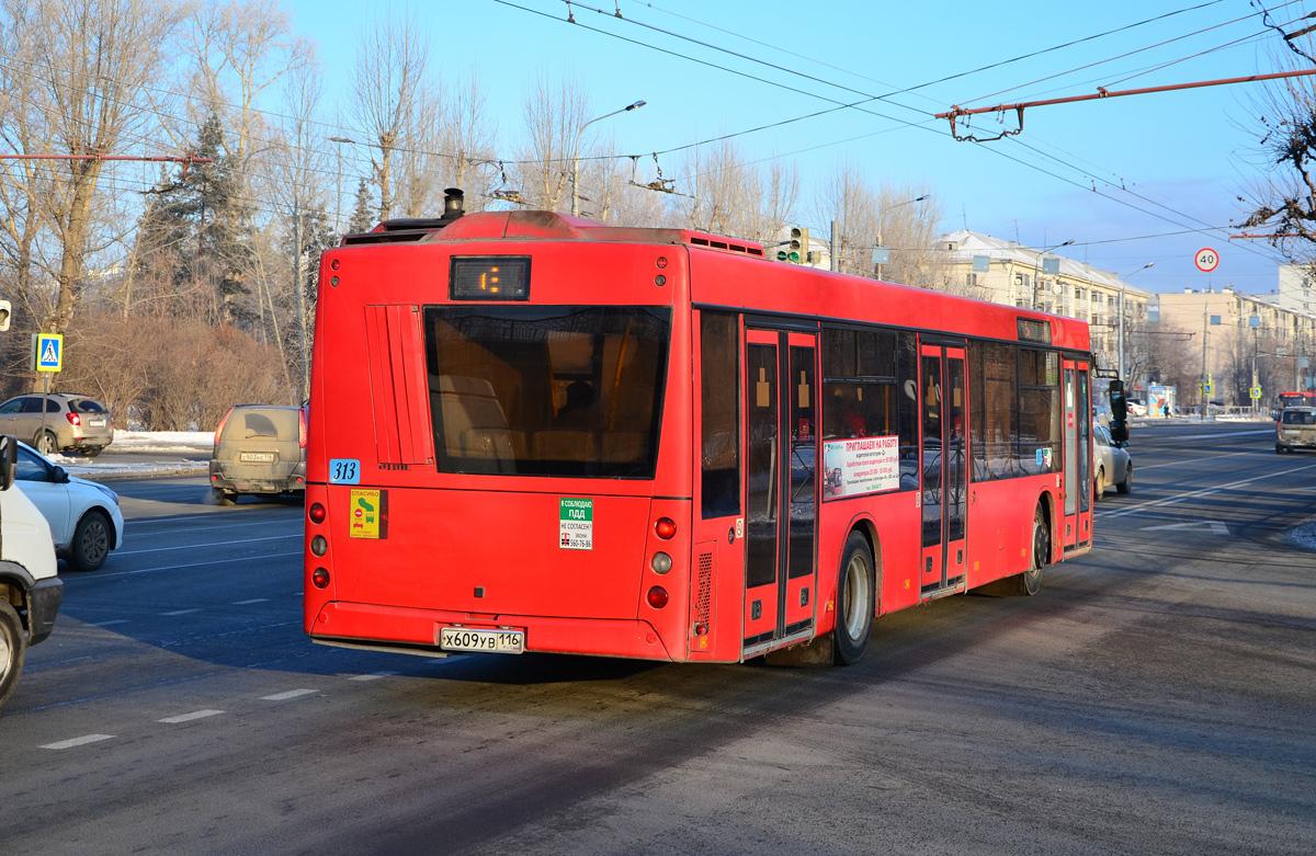 Казань. МАЗ-203.069 х609ув