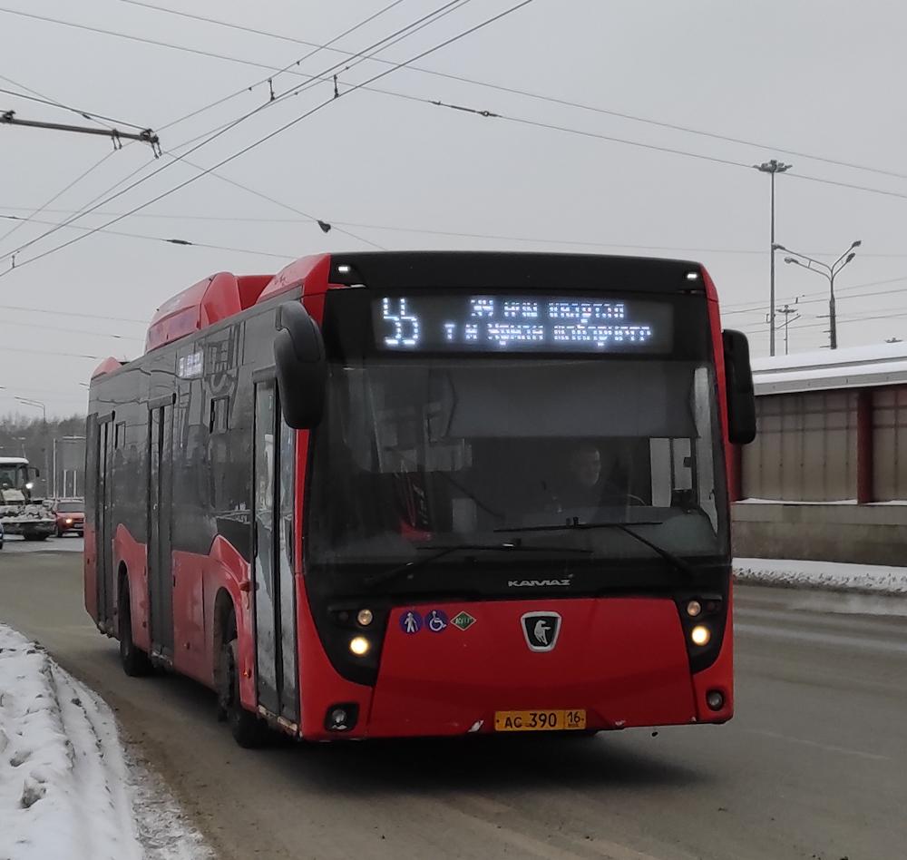 Казань. НефАЗ-5299-40-57 ас390