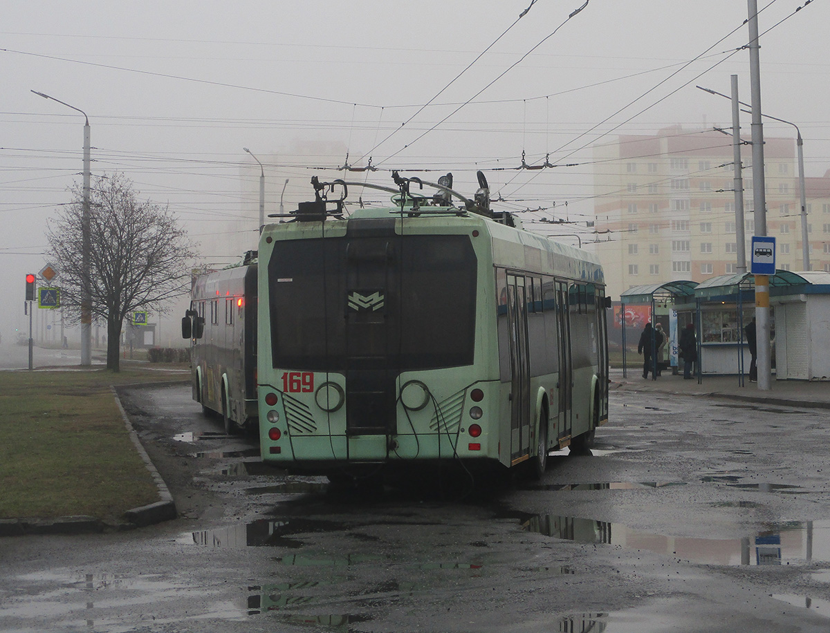 Бобруйск. АКСМ-321 №169