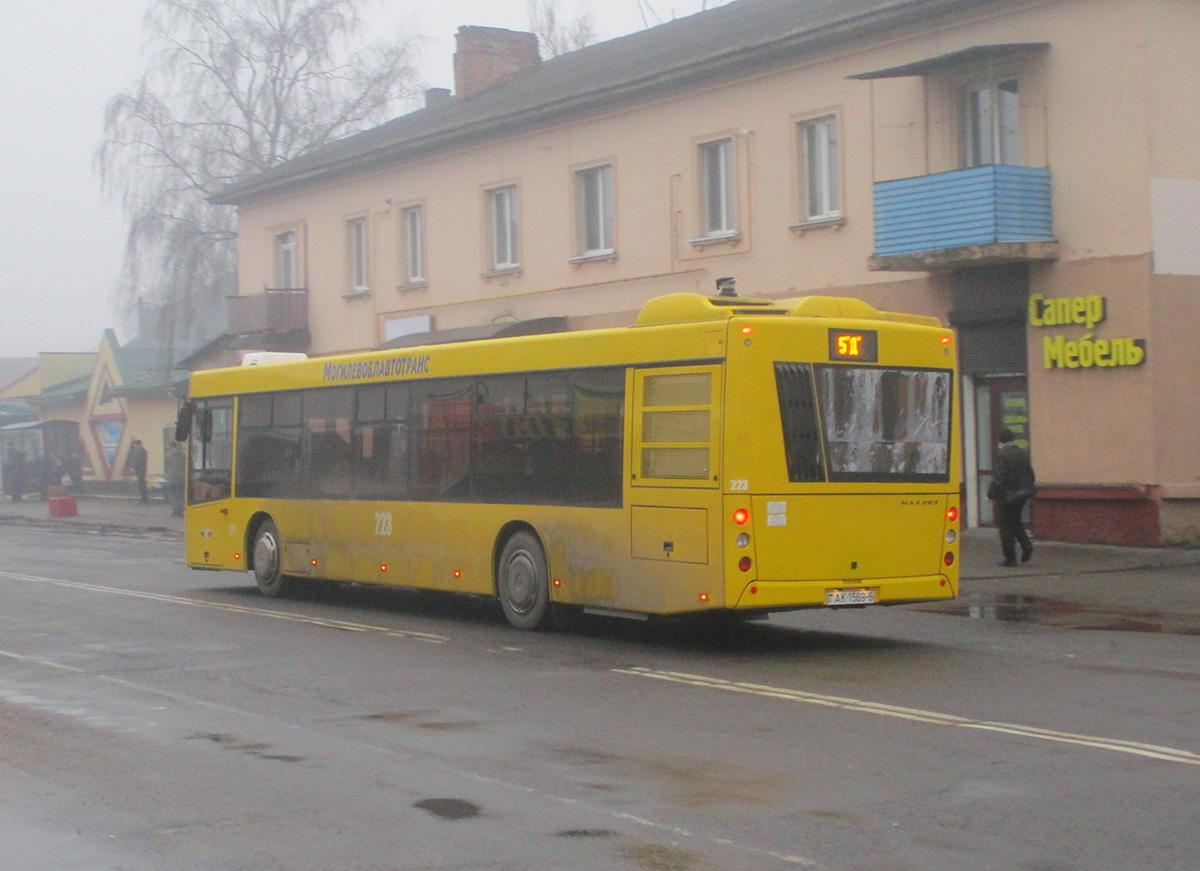 Бобруйск. МАЗ-203.016 AK1569-6