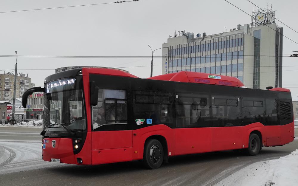 Казань. НефАЗ-5299-40-57 в168кс