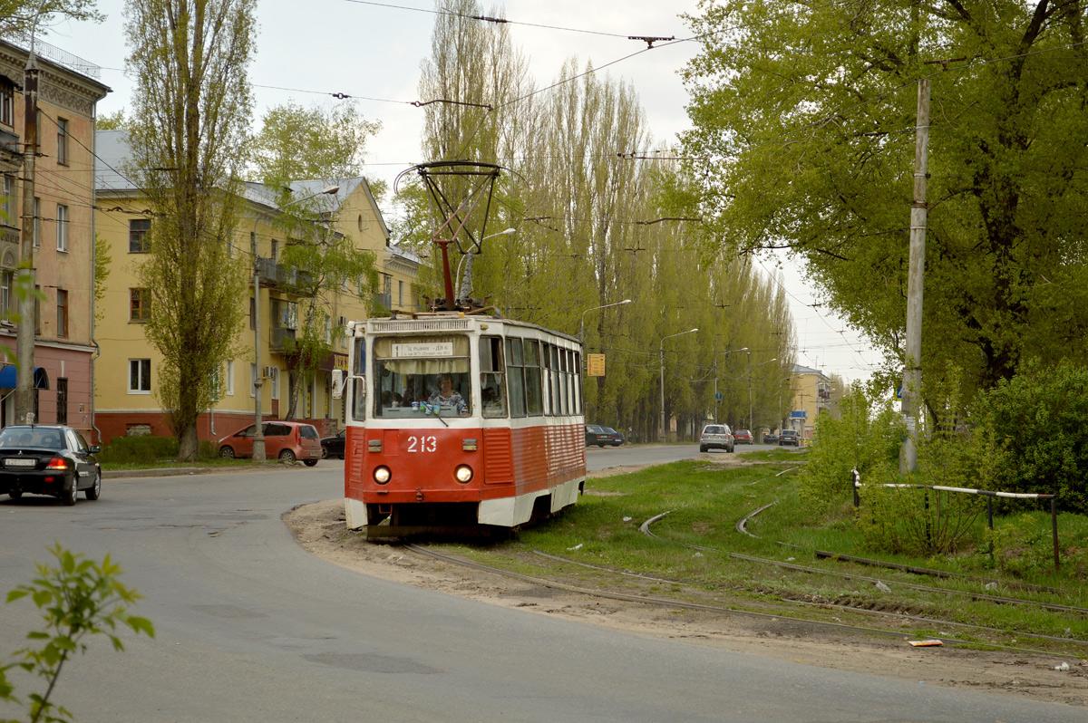 Липецк. 71-605 (КТМ-5) №213