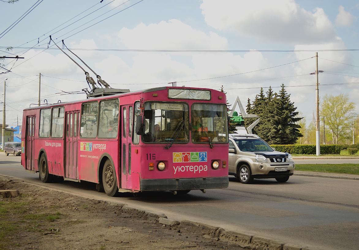 Липецк. ЗиУ-682Г00 №116