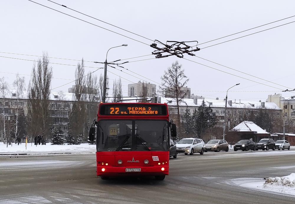 Казань. МАЗ-103.465 р372ет