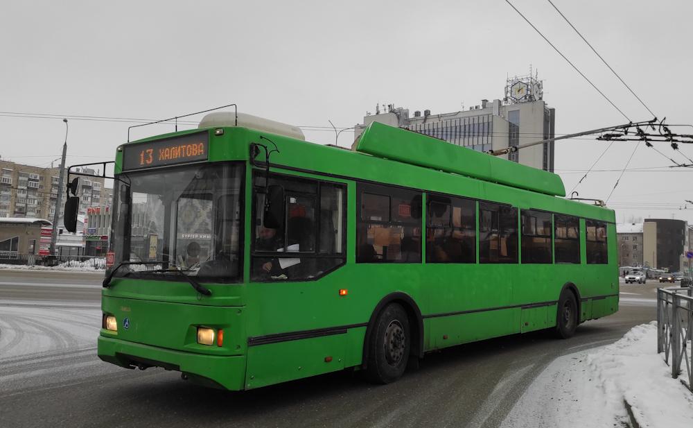 Казань. ТролЗа-5275.03 Оптима №1460