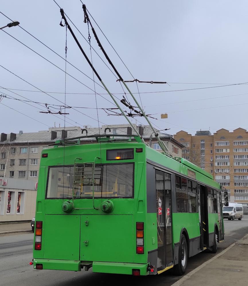 Казань. ТролЗа-5275.03 Оптима №2310