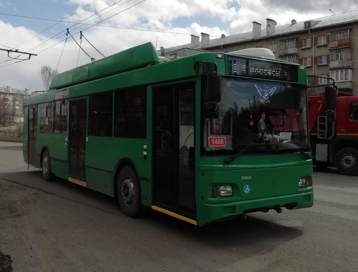 Казань. ТролЗа-5275.03 Оптима №1468