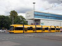 Дрезден. SachsenTram NGT6DD №2546