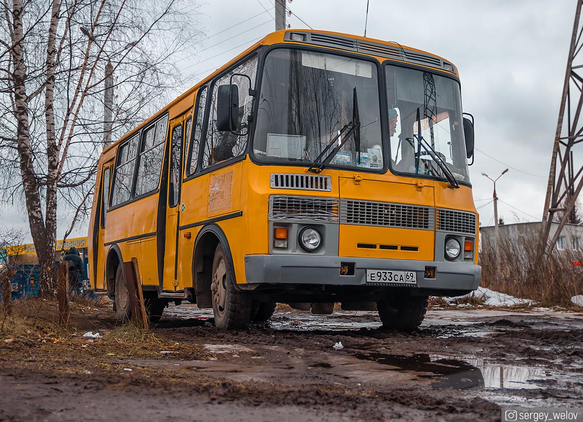 Тверь. ПАЗ-32054 е933са
