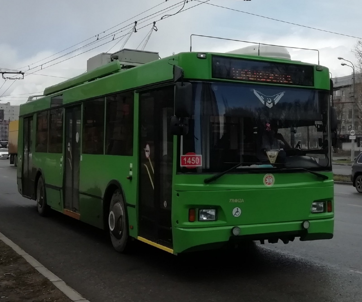 Казань. ТролЗа-5275.03 Оптима №1450