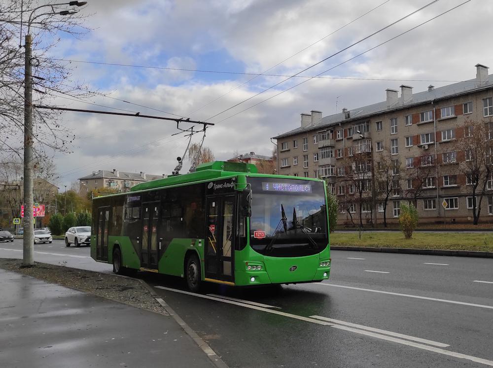Казань. ВМЗ-5298.01 Авангард №1213