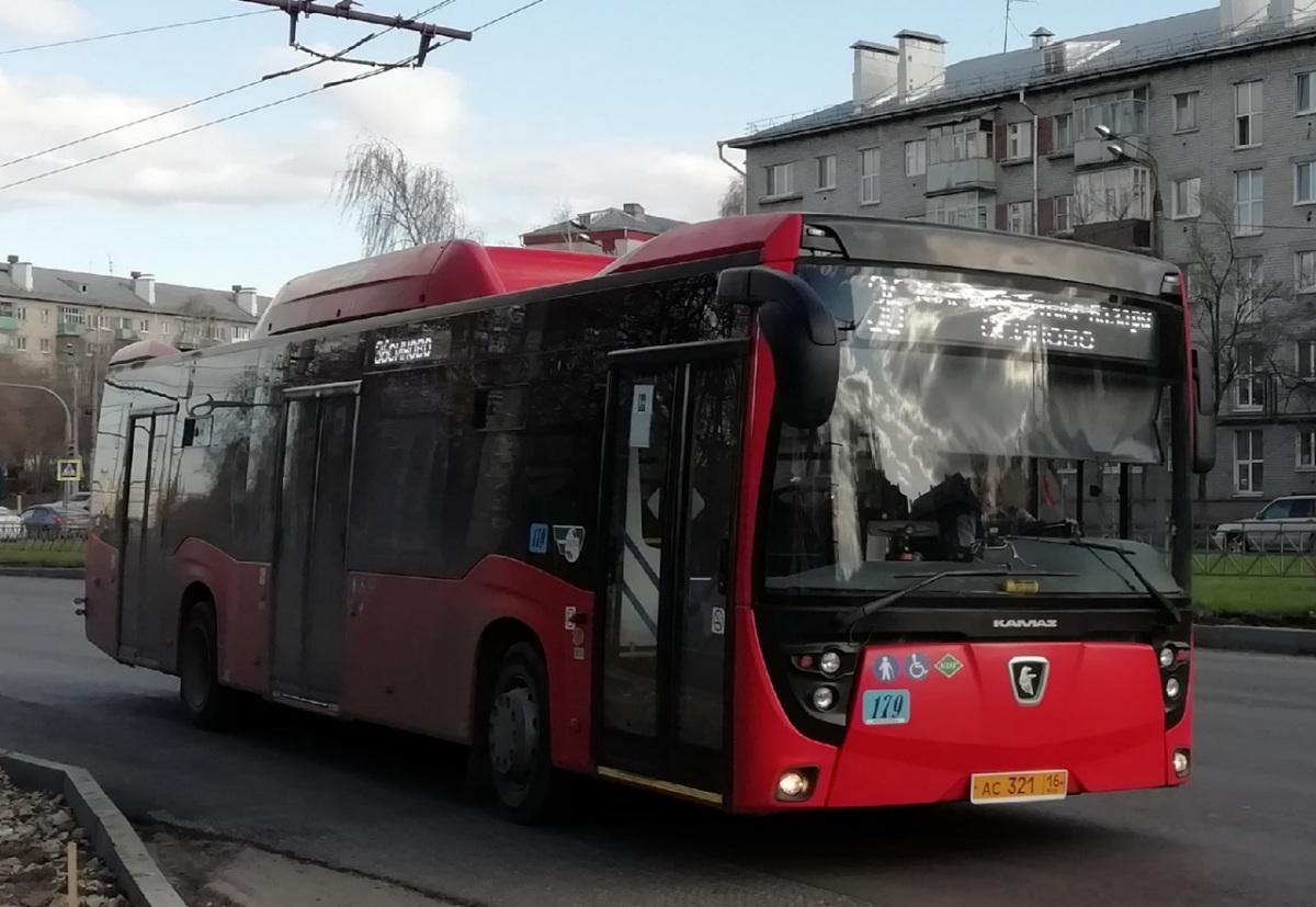 Казань. НефАЗ-5299-40-57 ас321
