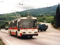 Алушта. Škoda 14Tr02/6 №8005