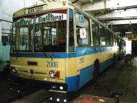 Симферополь. Škoda 14Tr02/6 №2000