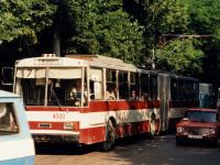 Симферополь. Škoda 15Tr02/6 №4000