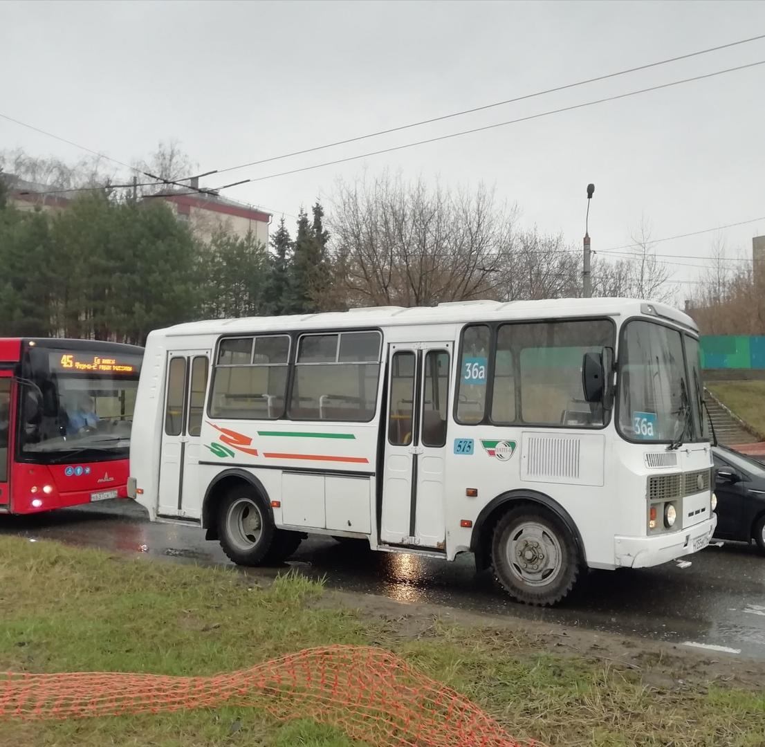 Казань. ПАЗ-32054 у255мс