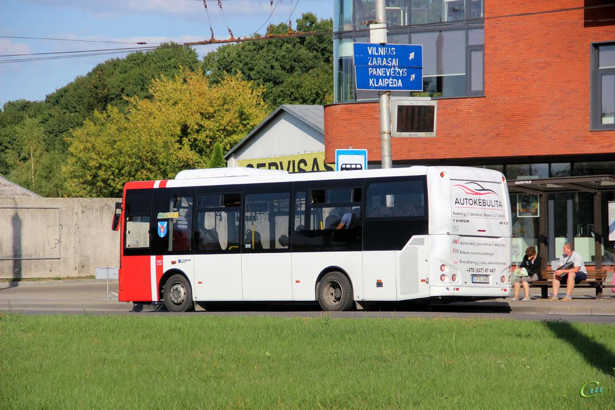 Каунас. Temsa MD9 GFS 980