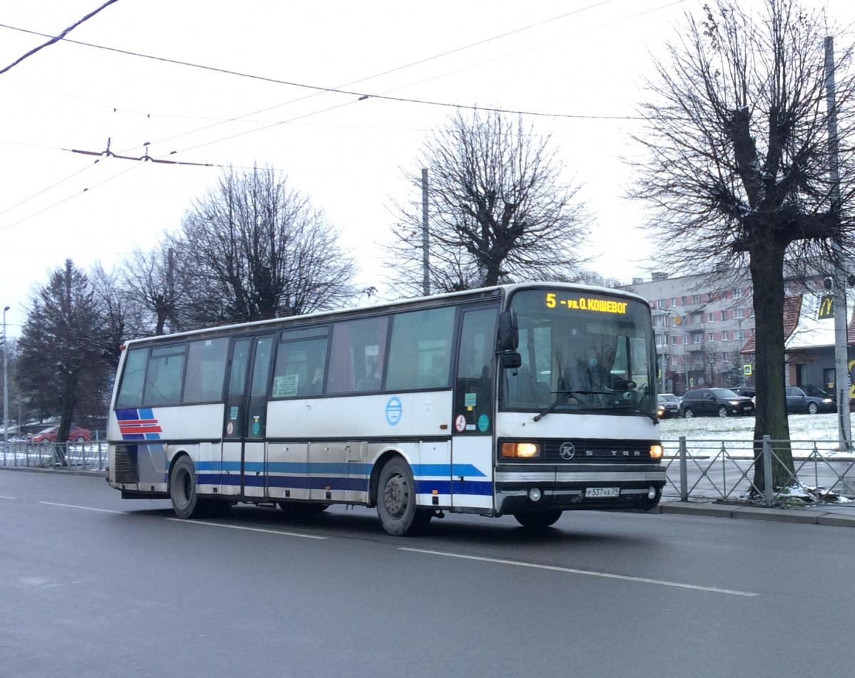 Калининград. Setra S215UL р537на
